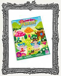 Young Artists - Garden Fairies Coloring Book