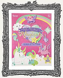 Young Artists - Unicorn Mer-Mazingly Magical Coloring Book