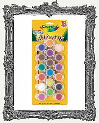 Young Artists - Crayola - Washable Paint - 18 Color