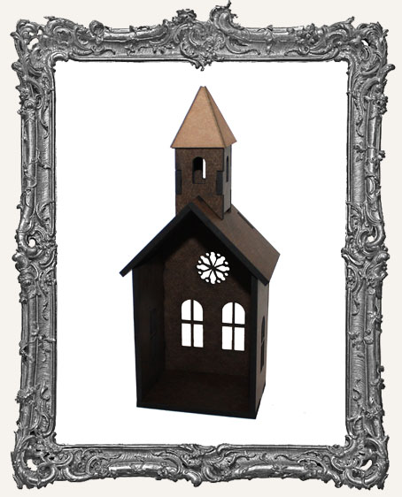 Votive Church Shrine Kit - Style 10