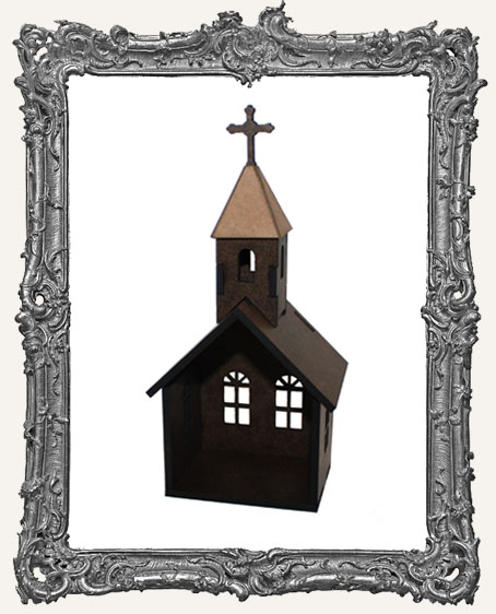 Votive Church Shrine Kit - Style 11