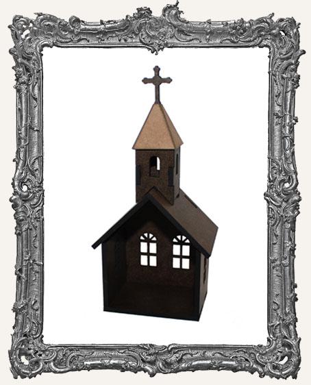 Votive Church Shrine Kit - Style 11