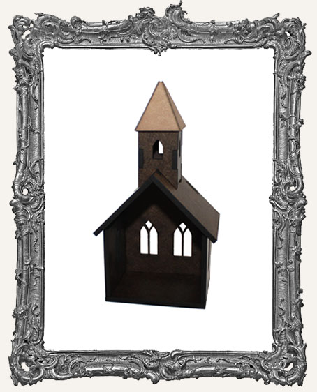 Votive Church Shrine Kit - Style 9