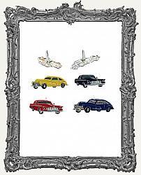 Classic Car Brads - 12 Piece
