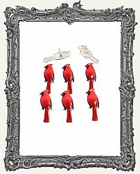 Cardinal Brads - 12 Piece