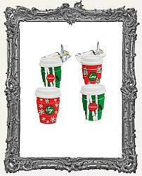 Holiday Coffee Brads - 12 Piece