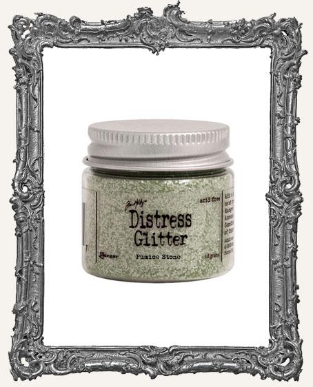 Distress Dry Glitter - Pumice Stone