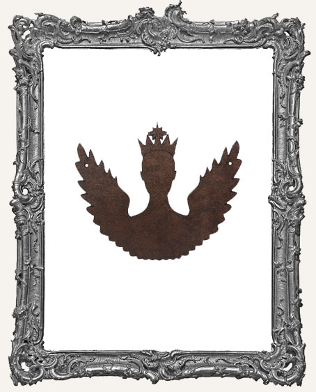 Victorian Scrap Angel Ornament - Style 4