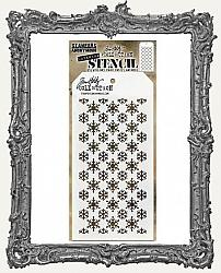 Tim Holtz Layering Stencils - FLURRIES