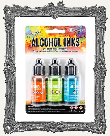 Alcohol Ink Kit - Spring Break