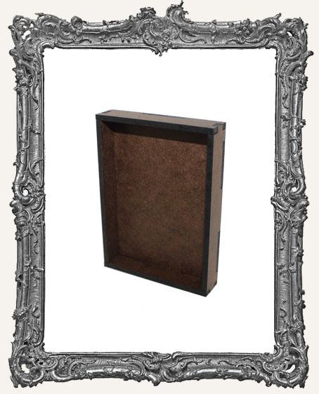 Basic ATC Shadowbox Shrine Kit .5 Inch Deep - 2.5 x 3.5 Inch