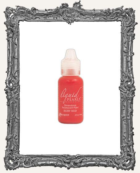 Ranger Liquid Pearls - Ruby Red