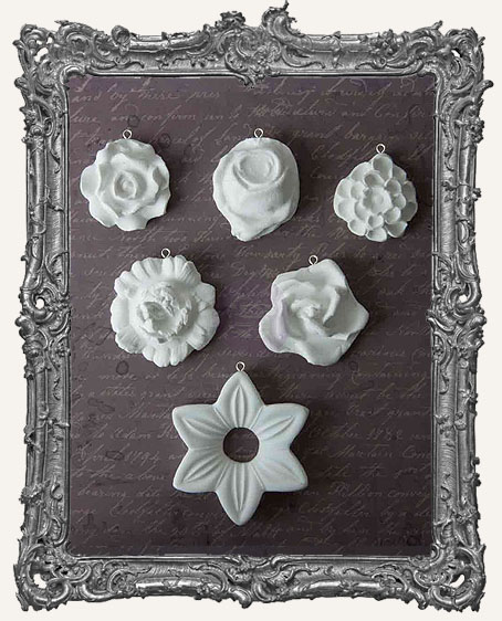 Sandra Evertson RELICS and ARTIFACTS - Archival Cast - Flora