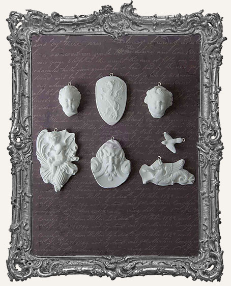 Sandra Evertson RELICS and ARTIFACTS - Archival Cast - Mythos