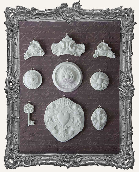Sandra Evertson RELICS and ARTIFACTS - Archival Cast - Regalis