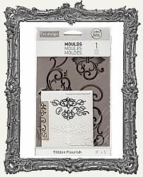 Prima Art Decor Mould - Tillden Flourish