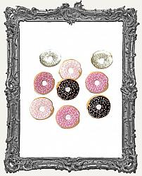 Doughnut Brads - 12 Piece
