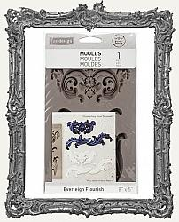 Prima Art Decor Mould - Everleigh Flourish