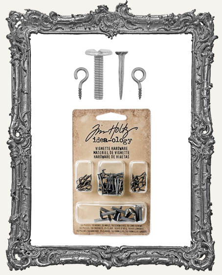 Tim Holtz - Idea-ology - Vignette Hardware Pack