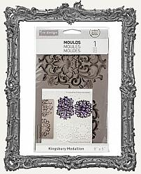 Prima Art Decor Mould - Kingsbury Medallion