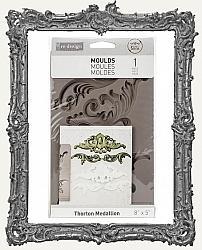 Prima Art Decor Mould - Thorton Medallion