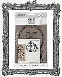 Prima Art Decor Mould - Warrington Framework