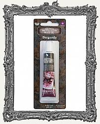 Finnabair - Art Alchemy Metallique Wax - Tube Packaging - Burgundy