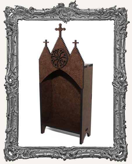 ATC Hutch Shrine Kit - Gothic Church