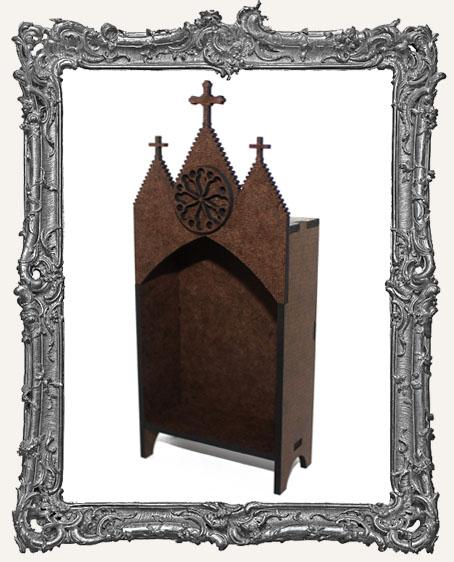 ATC Hutch Shrine Kit - Gothic Church