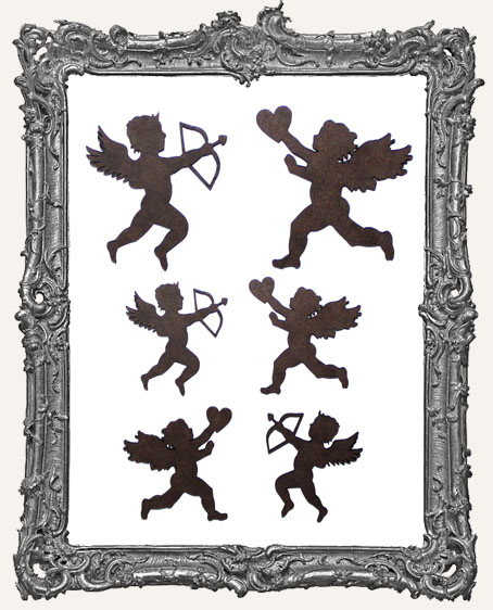 Cupid Cut-Outs - 6 Pieces