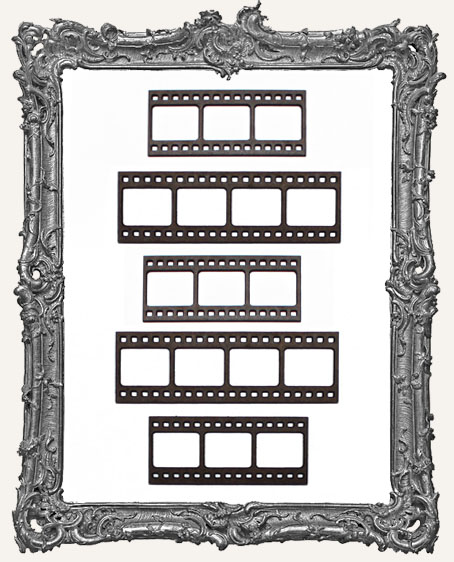 Filmstrip Cut-Outs - 6 Pieces