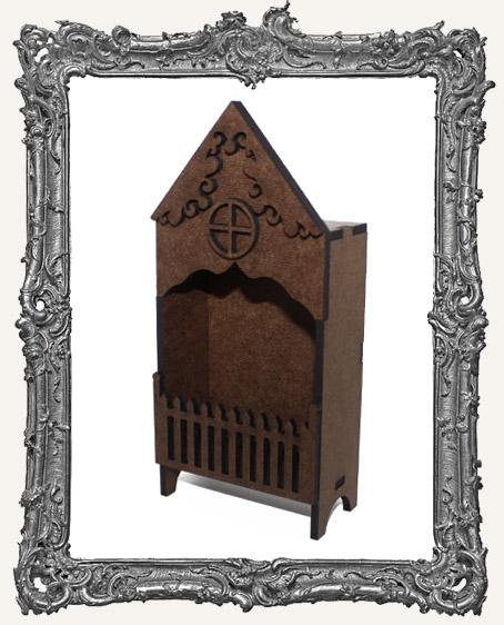 ATC Hutch Shrine Kit - Fairy Cottage