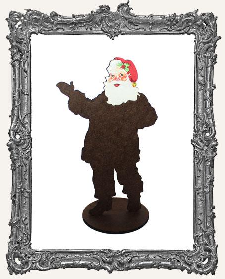 Vintage Santa Stand Up