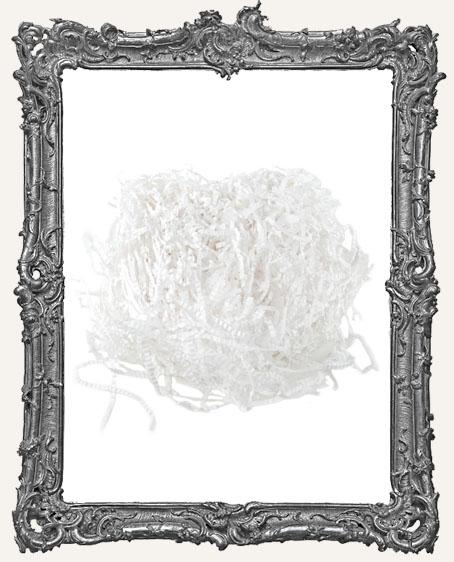 Krinkled Shred 2oz - White