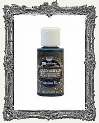 Finnabair - Art Alchemy - Liquid Acrylic Paint - Prussian Blue