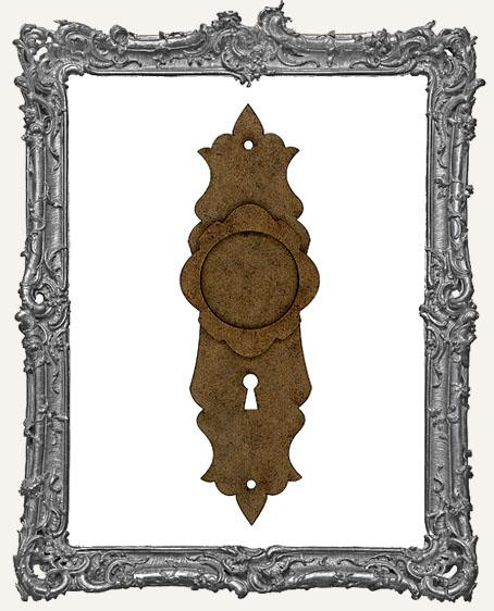 Escutcheon Door Plate Frame – Style 1