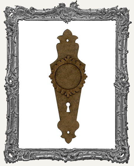 Escutcheon Door Plate Frame � Style 2
