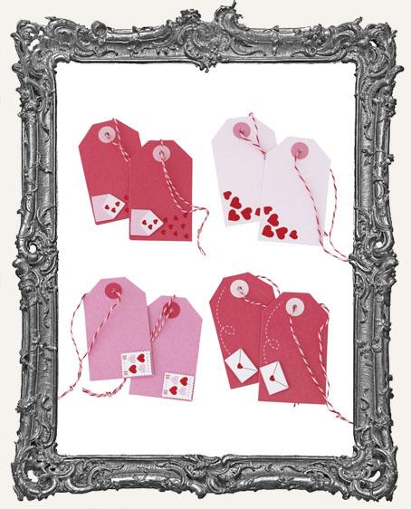 Martha Stewart Premade Valentine Tags