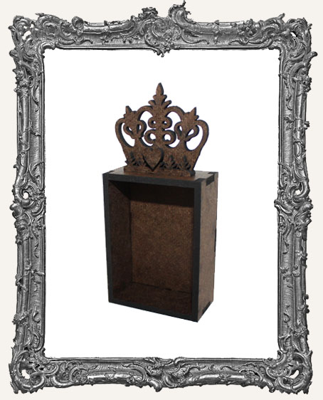 Mini Art Queen Crown Shrine Kit - Style 1