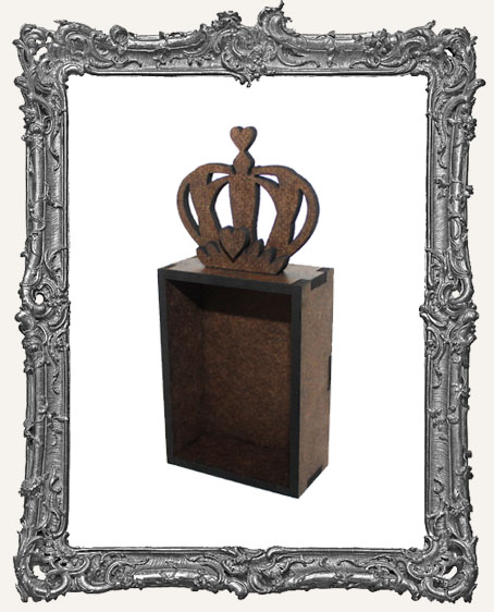 Mini Art Queen Crown Shrine Kit - Style 3