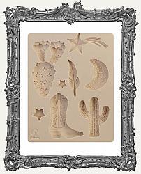 Prima Art Decor Mould - Golden Desert Collection