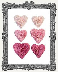 Prima - With Love Collection - Flower Embellishments - All The Hearts