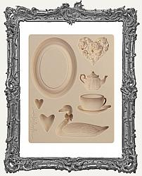Prima Art Decor Mould - With Love Collection