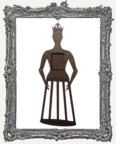 Articulated Santos Cage Doll Shrine Kit - LARGE