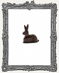 Miniature Chocolate Bunny