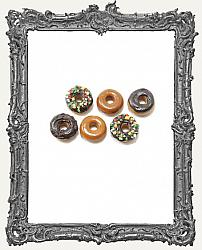 Miniature Donuts - Set of 6