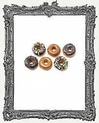 Miniature Donuts - Set of 6
