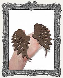 Steampunk Wings Style 2 - Large