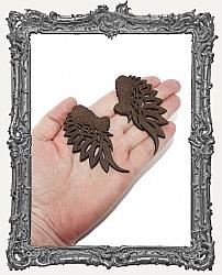 Steampunk Wings Style 2 - Small