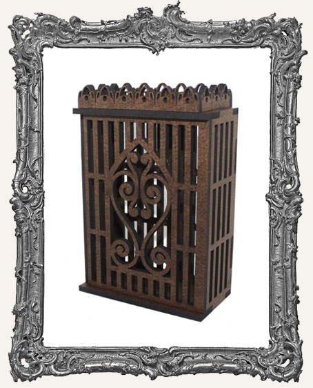 Door Shrine or ATC Box Kit - Bird Cage